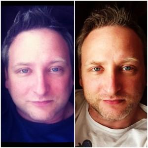 July 2012 / June 2013. I've aged.